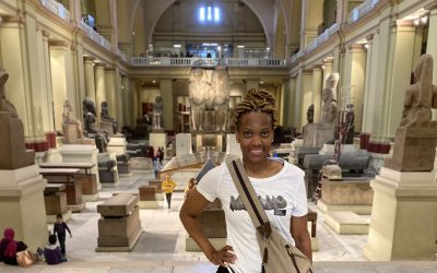 My Trip to the Egyptian Museum