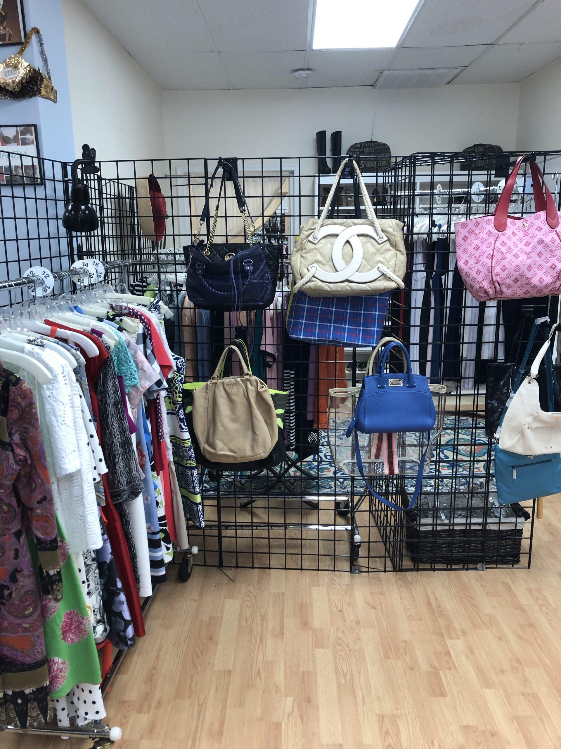 ReDeux purse section