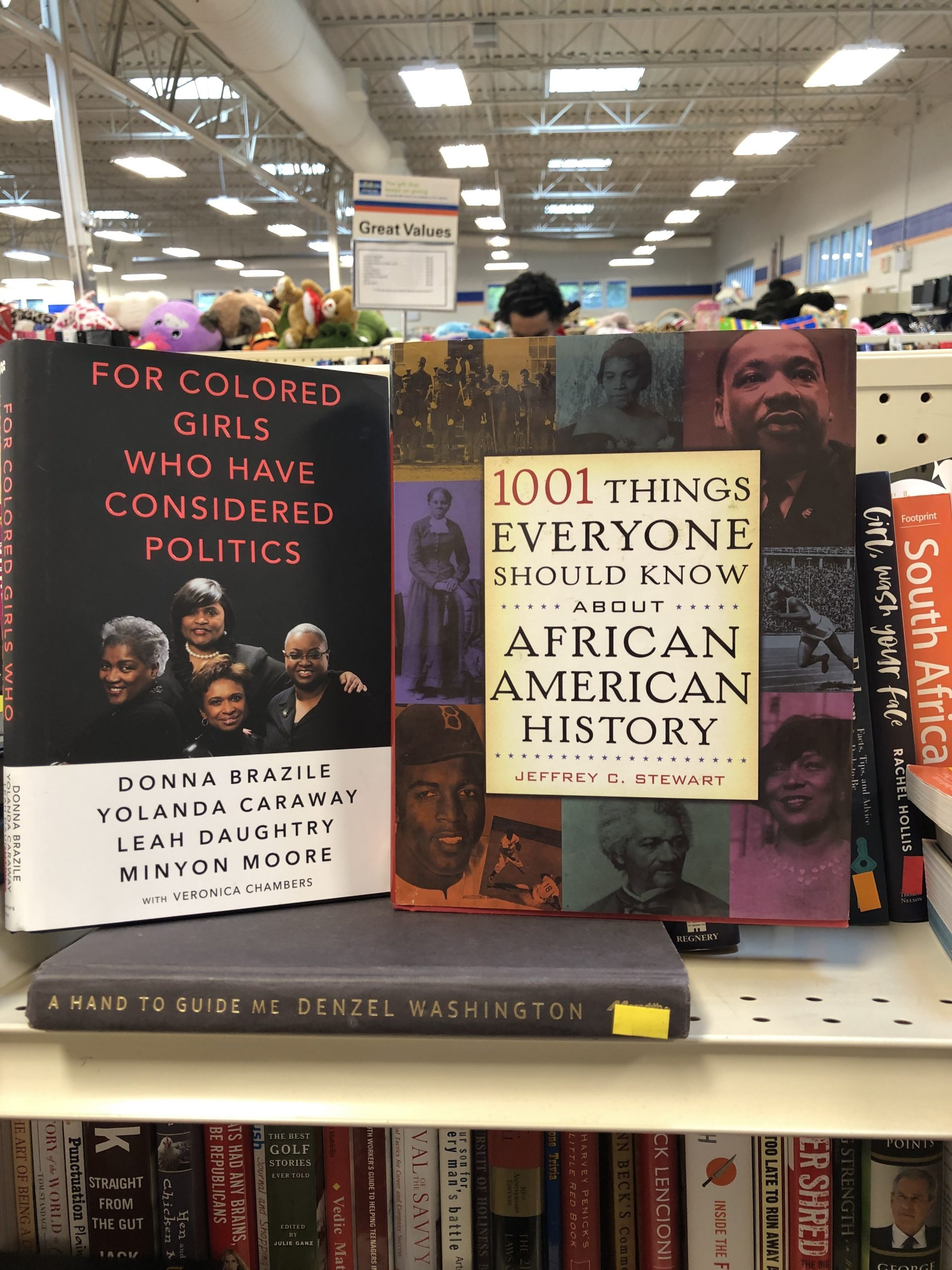 thrifted african american theme books